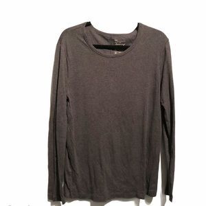Gap Super Soft Crew Neck Charcoal The Bowery XL